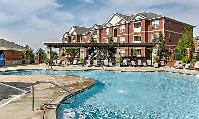 Pool, Hunters Ridge Apartments, 0