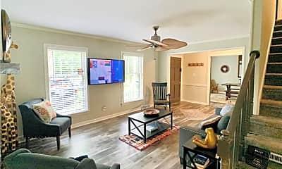 Living Room, 9801 Carlsbad Rd, 2