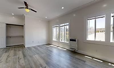 Living Room, 334 N Heliotrope Dr, 1