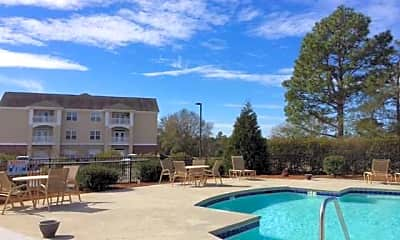 Pool, Willow Glen, 1