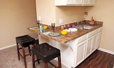 Kitchen, Clintonville Commons, 2