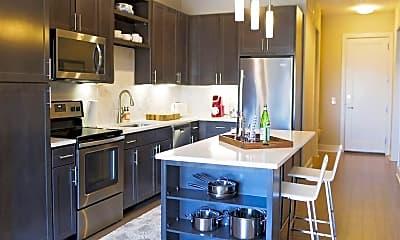 Kitchen, 806 Jackson Hill, 1