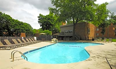 Pool, The Life at Legacy Fountains, 0