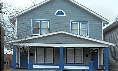 Building, 1295 E 18th Ave, 0