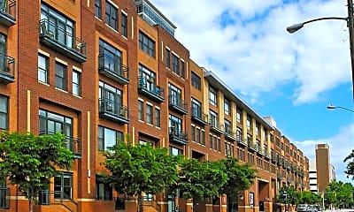 Building, 444 S Blount St 215, 0