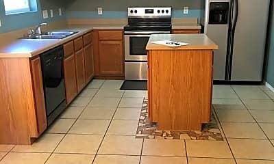 Kitchen, 1702 Freedom Loop, 1