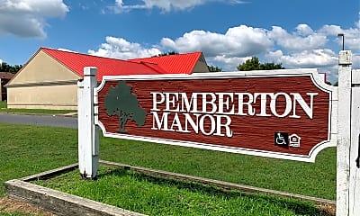 Pemberton Manor Apartments, 1