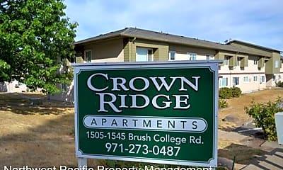 Community Signage, 1505 Brush College Rd NW, 0