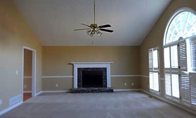 Living Room, 537 Coolsprings Walk, 1