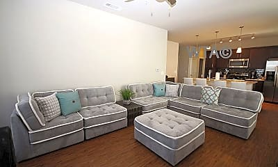 Living Room, 4300 Cromwell Dr, 1