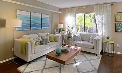 Living Room, Serrano Highlands, 1