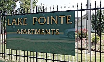 Community Signage, Lake Pointe, 2