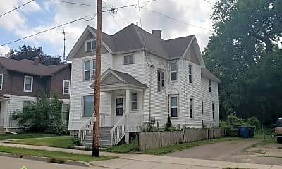 Building, 645 Central St, 1