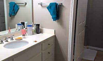 Bathroom, 402 Towne Park Trail, 2