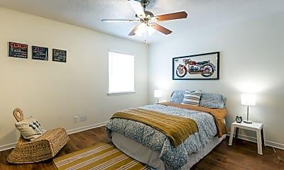 Bedroom, The Oaks, 1