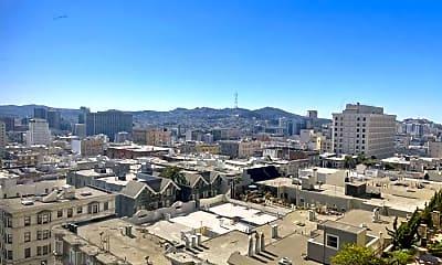 Building, 1177 California St, 2