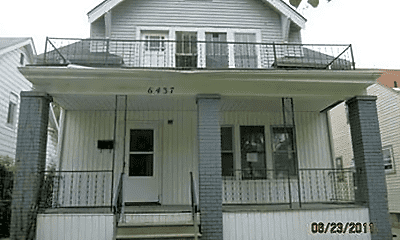 Kitchen, 6437 Grandville Ave, 2