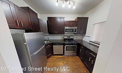 Kitchen, 397 Second Street, 0