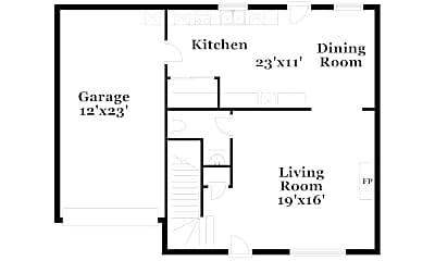 2420 Fabyan Lane, 1