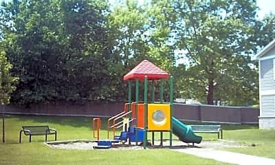 Playground, Philip C Dean Apartments, 2