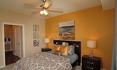 Bedroom, Sycamore Terrace, 2