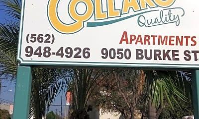 Collaro Apartments, 1