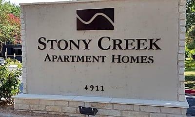 Community Signage, Stony Creek, 2