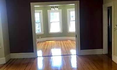 Living Room, 158 Ashmont St, 1