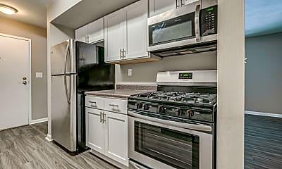 Kitchen, Ridgewood Village Apartments, 0