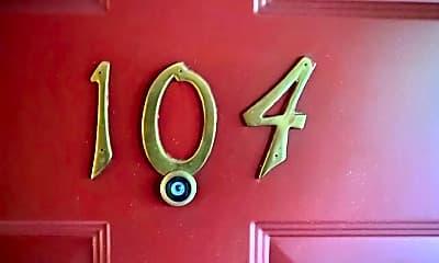 Bedroom, 221 Woodland Rd, 1