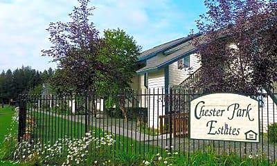 Community Signage, Chester Park Estates, 0