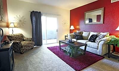 Living Room, Sunset Summit, 1
