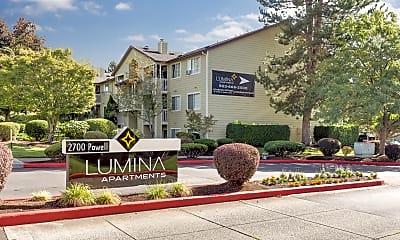 Community Signage, Lumina, 0