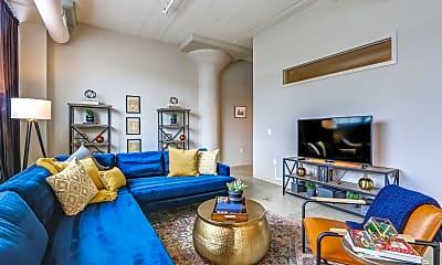 Living Room, Terminal 21, 1