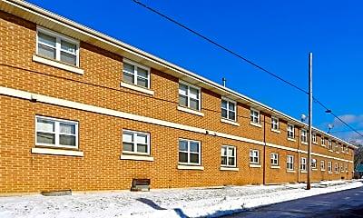 Building, Packard Glen Apartments, 0