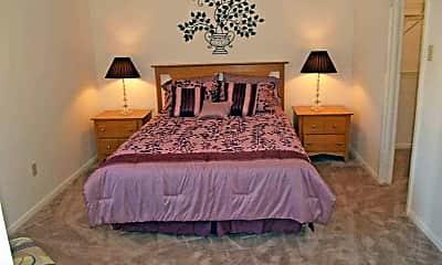 Bedroom, Cozumel Apartments, 2