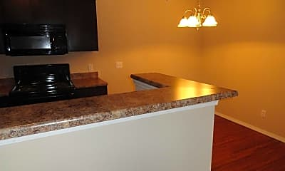 Kitchen, Terrace Green Apartments - Joplin, 2
