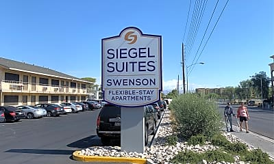 Siegel Suites Swenson II, 1