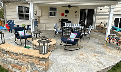 Patio / Deck, 7016 S Magnolia Cir, 2