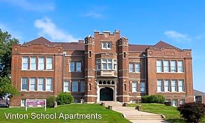 Building, Vinton School Apartments 2120 Deer Park Blvd, 0