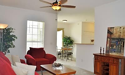 Living Room, The Homestead, 2