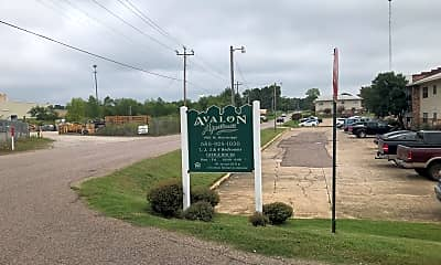 Avalon Apartments, 1
