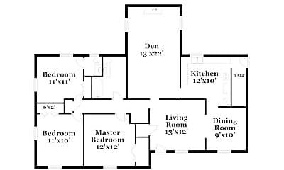 Building, 1309 Lake Ln NE, 1