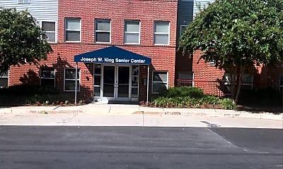 Joseph W King Senior Center, 1