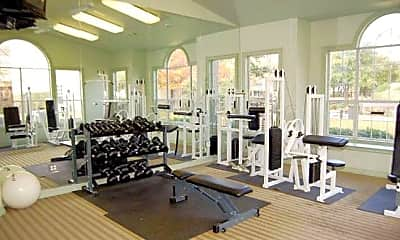 Fitness Weight Room, 6111 N Beach St, 1