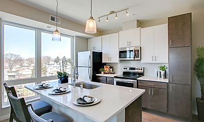 Kitchen, The Central, 0