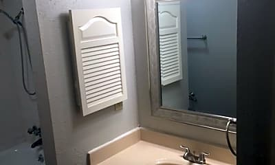 Bathroom, MADEIRA APARTMENTS, 2