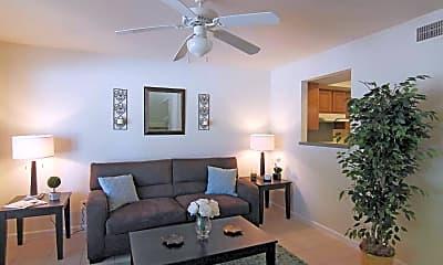 Living Room, Bennet Shores, 1