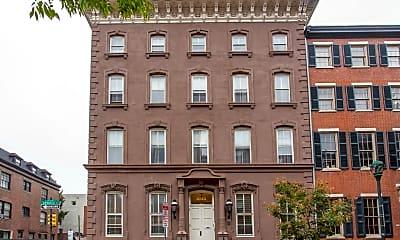 Building, 1035 Spruce St 106, 2
