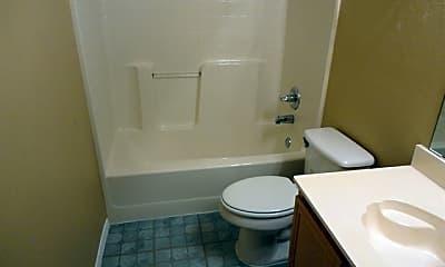 Bathroom, 1200 Cedarcrest Drive, 2